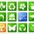 környezeti · konzerválás · szimbólumok · földgömb · levél · erő - stock fotó © nezezon