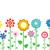örnek · dizayn · pembe · çiçekler · vektör - stok fotoğraf © nezezon