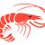 poissons · crevettes · vecteur · mer · graphique - photo stock © nezezon