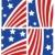 волнистый · американский · флаг · иллюстрация · вечеринка · синий · флаг - Сток-фото © nezezon