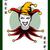 jogar · cartão · jovem · sessão · ás · mão - foto stock © nezezon