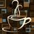 coffee cup icon vector illustration stock photo © nezezon