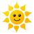 divertente · sole · occhiali · da · sole · isolato · illustrazione · bianco - foto d'archivio © nezezon
