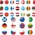 bayrak · ikon · Panama · yalıtılmış · beyaz · harita - stok fotoğraf © nicemonkey