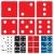 dice collection flat stock photo © nicemonkey