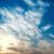 hemel · wolken · zon · blauwe · hemel · witte · abstract - stockfoto © Nickolya