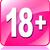 eighteen plus icon stock photo © nickylarson974
