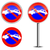 aviso · longe · assinar · vetor · eps · caminhão - foto stock © nickylarson974