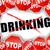 stop drinking stock photo © nickylarson974
