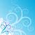 vector blue background stock photo © nickylarson974
