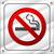 vector no smoking sign stock photo © nickylarson974