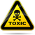 toxic sign stock photo © nickylarson974
