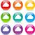 vector cloud icons stock photo © nickylarson974