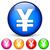 financière · bancaires · rose · vecteur · bouton · icône - photo stock © nickylarson974