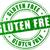 glutenvrij · icon · stijl · voedsel · allergie · teken - stockfoto © nickylarson974