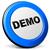 vector 3d demonstration icon stock photo © nickylarson974