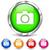 fotó · ikon · szett · stílus · izolált · fehér · technológia - stock fotó © nickylarson974