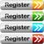 vektör · düğmeler · renkli · web · sitesi · iş · Internet - stok fotoğraf © nickylarson974