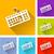 keyboard icons stock photo © nickylarson974