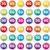 eenvoudige · mobiele · telefoon · computer · internet · pictogrammen · vector - stockfoto © nickylarson974