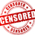 vector censored stamp stock photo © nickylarson974