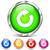 vector refresh chrome icons stock photo © nickylarson974
