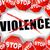 stop · nadużycie · ilustracja · tekst · kobiet · krwi - zdjęcia stock © nickylarson974