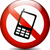 no · cellulare · vettore · segno · telefono · mobile - foto d'archivio © nickylarson974