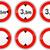 panneaux · de · signalisation · routière · isolé · blanche · fond · groupe - photo stock © nickylarson974
