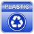 vector plastic recycle sign stock photo © nickylarson974