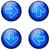 синий · круга · форма · интернет · кнопки · вверх - Сток-фото © nickylarson974