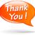köszönjük · szövegbuborék · kéz · matrica · vektor · akta - stock fotó © nickylarson974