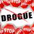 stop · droga · illustrazione · bianco · fiore · medici - foto d'archivio © nickylarson974