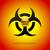imzalamak · salgın · tehlike · simge · uyarı · örnek - stok fotoğraf © nickylarson974