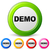 vector demo icons stock photo © nickylarson974