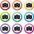 camera icons stock photo © nickylarson974