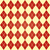 ornamento · vermelho · amarelo · diamantes · textura · moda - foto stock © nickylarson974