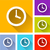 time icons stock photo © nickylarson974