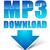 mp3 · скачать · синий · вектора · икона · дизайна - Сток-фото © nickylarson974