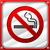 assinar · ilustração · preto · informação · fumador - foto stock © nickylarson974