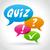 quiz speech bubbles stock photo © nickylarson974