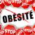 stop obesity french stock photo © nickylarson974