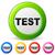 vector test icons stock photo © nickylarson974