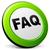 часто · задаваемые · вопросы · зеленый · вектора · икона · кнопки · веб - Сток-фото © nickylarson974