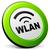 vector wlan 3d icon stock photo © nickylarson974