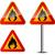 vetor · segurança · poste · de · sinalização · primeiro · verde · céu - foto stock © nickylarson974