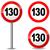 círculo · carretera · carretera · vector · icono · ilustración - foto stock © nickylarson974