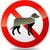 vector no dogs sign stock photo © nickylarson974