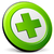 groene · apotheek · icon · arts · medische · ziekenhuis - stockfoto © nickylarson974