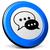 vector · chat · 3D · icon · witte · achtergrond - stockfoto © nickylarson974